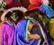 Uncle Elmer as 3 Musketeers