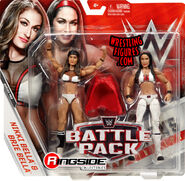 WWE Battle Packs 43 Bella Twins