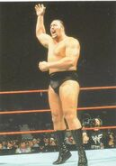 1999 WWF SmackDown! Trading Cards (Comic Images) The Big Show 4