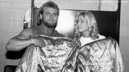 Eddie Gilbert & Missy Hyatt