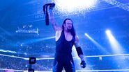15-0 WrestleMania 23 Batista 5