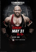 Elimination Chamber 2015 Ryback Full