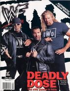 WWF Magazine April 2002