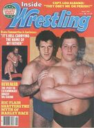 Inside Wrestling - April 1981