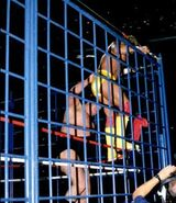 Steel Cage Images.5