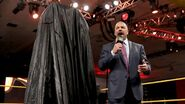 Ultimate Warrior Statue unveiled at Axxess.3