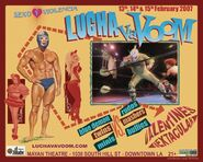 Lucha VaVoom Poster 14