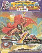 Sensacional de Luchas 218