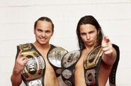The Young Bucks RoH Profile