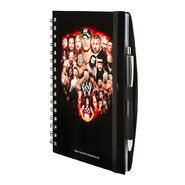 WWE Superstars Journal Pen