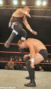 Randy Royal in-ring action 1