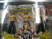 WWE Treacherous Trios 10 Matt Hardy, Edge, & Jeff Hardy