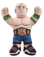 WWE Championship Brawlin' Buddies John Cena