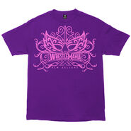 WrestleMania 30 I Was There Purple Youth Girl's T-Shirt