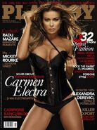 Playboy - April 2009 (Romania)