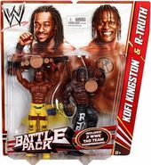 WWE Battle Packs 20 Kofi Kingston & R-Truth