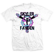 Skyler Fayden 8 Bit Sky Shirt
