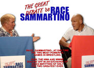 The Great Debate 08 Race - Sammartino
