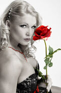 Beth Phoenix 2009 WWE Valentine's Day Shoot