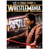 WWE True Story of WrestleMania DVD