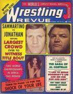 Wrestling Revue - October 1974