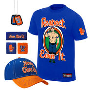 John Cena Respect. Earn It. T-Shirt Package