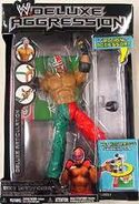 WWE Deluxe Aggression 1 Rey Mysterio