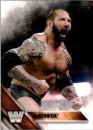 2016 WWE (Topps) Batista 55