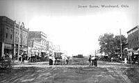 Woodward, Oklahoma