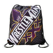 WrestleMania 30 Drawstring Bag