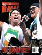 Raw Magazine May 1998
