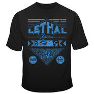 Jay Lethal Lethal Injection t-shirt
