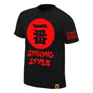 Shinsuke Nakamura Ichiban Authentic T-Shirt