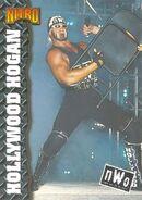 1999 WCW-nWo Nitro (Topps) Hollywood Hogan 33