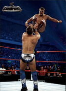 2011 Topps WWE Champions Wrestling Daniel Bryan 23