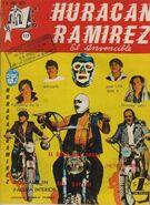 Huracan Ramirez El Invencible 117