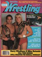 Inside Wrestling - March 1986