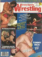 Victory Sports Wrestling - Summer 1985