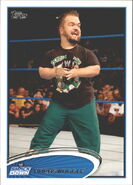 2012 WWE (Topps) Hornswoggle 12
