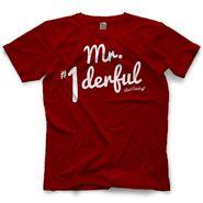Paul Orndorff Mr. Wonderful T-Shirt