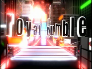 Royal Rumble 2000 logo