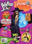 WWE Kids Magazine October 2009