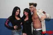 Angelina & Cookie & Robbie E.