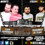 CZW Down With The Sickness 2015 2