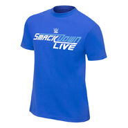 WWE Team SmackDown Live T-Shirt.
