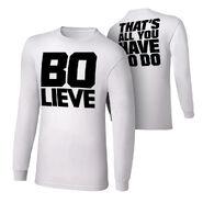Bo Dallas BOLIEVE Long Sleeve T-Shirt