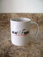 WWF New York White Coffee Mug (2)