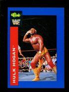 1991 WWF Classic Superstars Cards Hulk Hogan 140