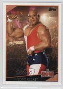 2009 WWE (Topps) Tony Atlas 58