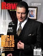 Raw Magazine August 2001